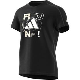 adidas Logo 1 T-Shirt Men, zwart